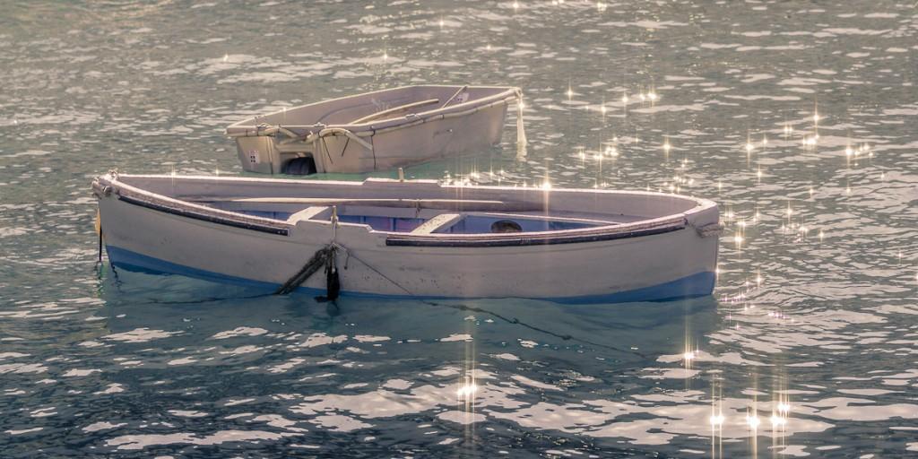Ruderboot Amalfiküste Capri