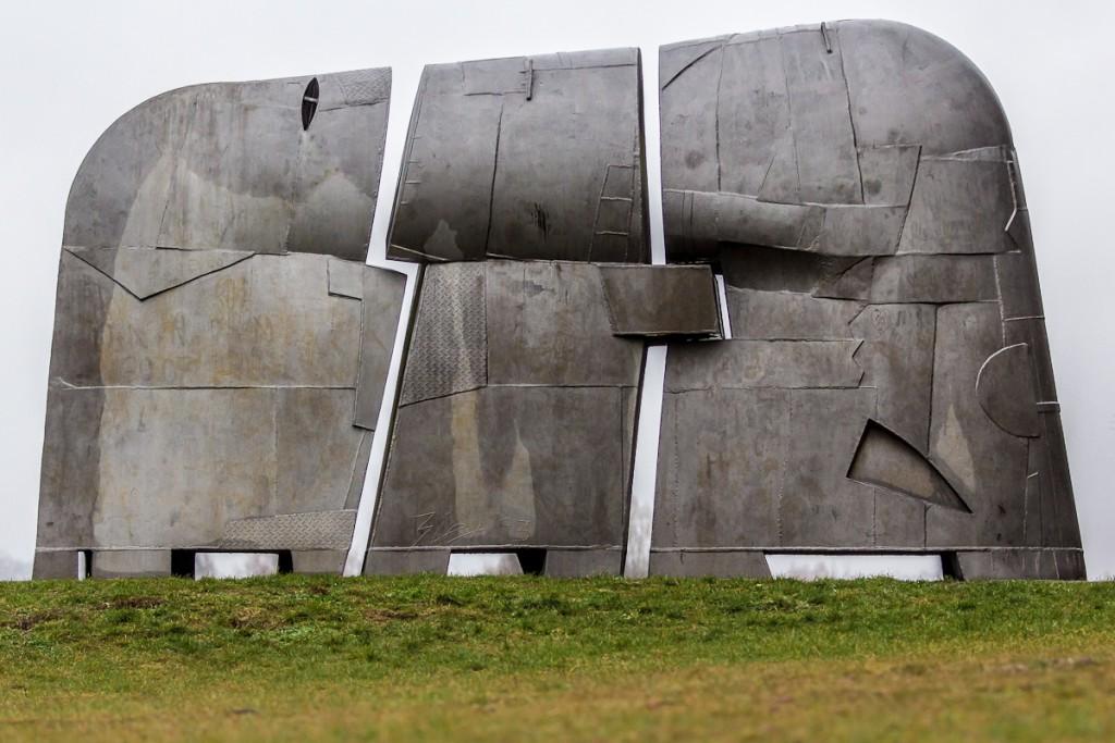 Kunst Elefant Rothsee