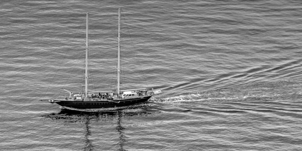 Segelboot Amalfiküste