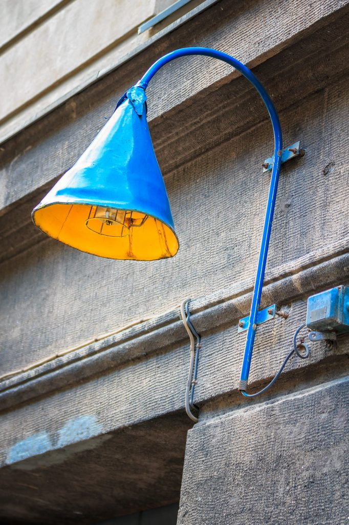 Helsinki Lampe