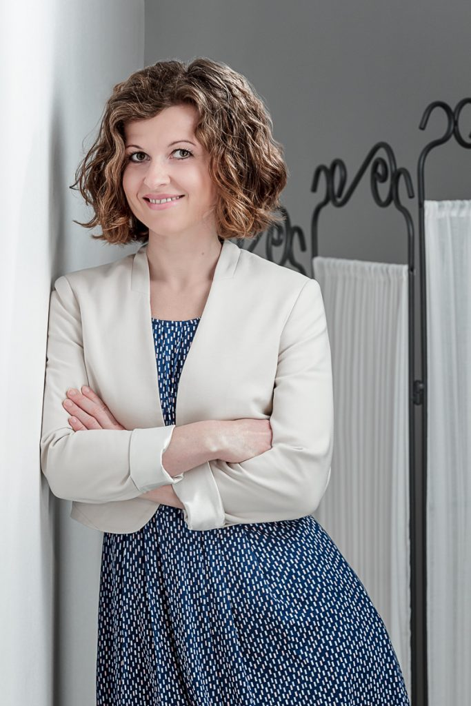 Portrait Britta Mai 2017