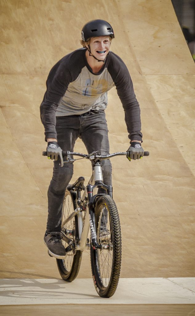 Rampe Red Bull District Ride 2017