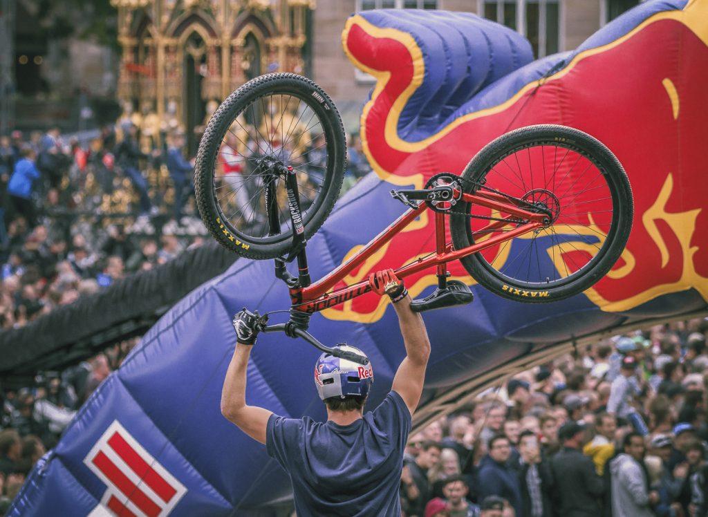 Winner Red Bull District Ride 2017