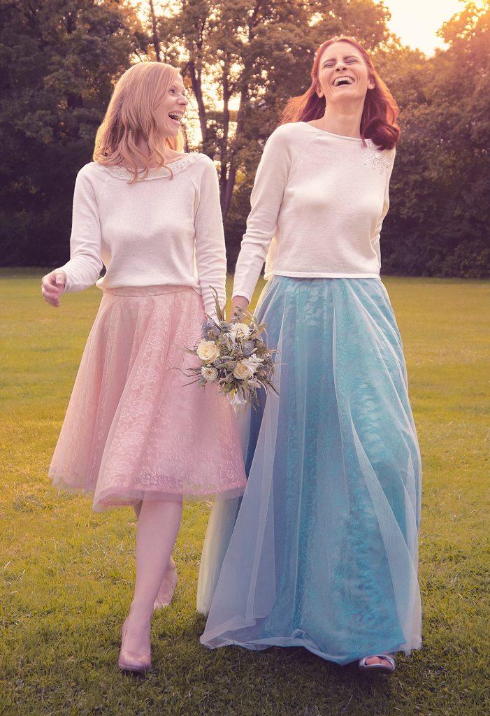 Mein & Fein Röcke und Pullover